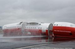 DSC_7378 British Aerospace 146-200 ex OO-DJE Brussels Airport Fire & Rescue © Hubert Creutzer