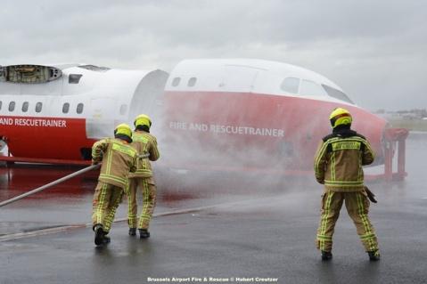 DSC_7382 Brussels Airport Fire & Rescue © Hubert Creutzer