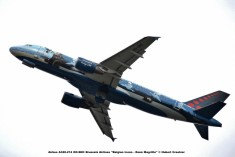 DSC_7419 Airbus A320-214 OO-SNC Brussels Airlines ''Belgian Icons - René Magritte'' © Hubert Creutzer