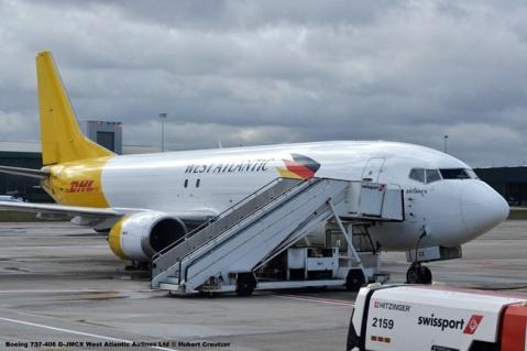 DSC_7567 Boeing 737-406 G-JMCX West Atlantic Airlines Ltd © Hubert Creutzer