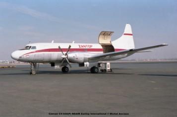 img149 Convair CV-640(F) N640R Zantop International © Michel Anciaux
