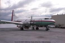 img424 Convair CV-580(F) N5805 Sear Alaska Ailines Inc. © Michel Anciaux