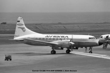 img716 Convair CV-580 YV-C-AVP AVENSA © Alain Anciaux