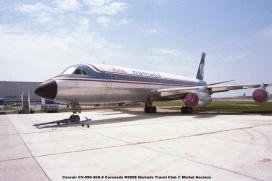 img719 Convair CV-990-30A-5 Coronado N990E Nomads Travel Club © Michel Anciaux