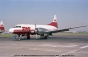 img763 Convair CV-580(F) OO-DHG European Air Transport (DHL) © Michel Anciaux