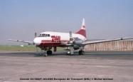 img764 Convair CV-580(F) OO-DHH European Air Transport (DHL) © Michel Anciaux