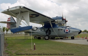 img815 Consolidated PBY-5A Catalina N96UC Universal Associates Inc. © Michel Anciaux