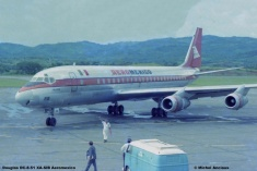 016 Douglas DC-8-51 XA-SIB Aeromexico © Michel Anciaux