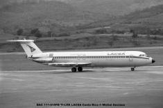 017 BAC 111-515FB TI-LRK LACSA Costa Rica © Michel Anciaux