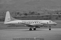 018 Convair CV-580 HR-SAX SAHSA Honduras © Michel Anciaux