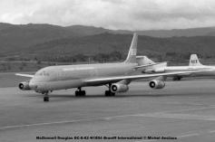 019 McDonnell Douglas DC-8-62 N1804 Braniff International © Michel Anciaux