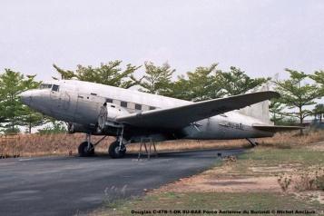 img433 Douglas C-47B-1-DK 9U-BAE Force Aerienne du Burundi © Michel Anciaux