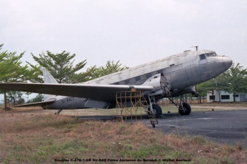 img436 Douglas C-47B-1-DK 9U-BAE Force Aerienne du Burundi © Michel Anciaux