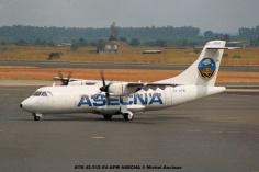 img445 ATR 42-312 6V-AFW ASECNA © Michel Anciaux