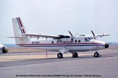 img457 De Havilland DHC-6-300 Twin Otter 9U-BHA Virunga Air Charter © Michel Anciaux