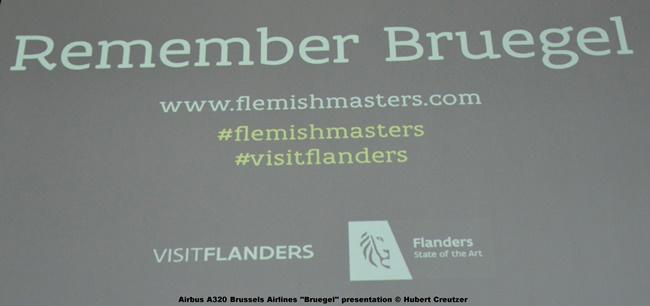 DSC_7763 Airbus A320 Brussels Airlines ''Bruegel'' presentation © Hubert Creutzer