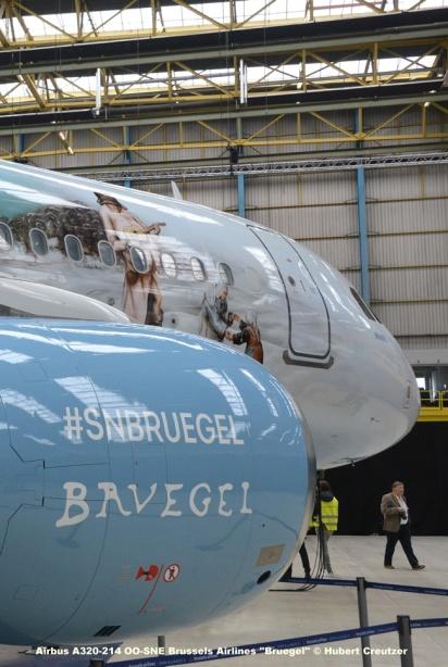 DSC_7859 Airbus A320-214 OO-SNE Brussels Airlines ''Bruegel'' © Hubert Creutzer