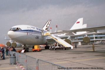 img025 Ilyushin IL-96-300 CCCP-96000 Ilyushin © Michel Anciaux