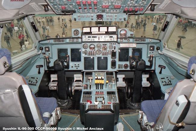 img027 Ilyushin IL-96-300 CCCP-96000 Ilyushin © Michel Anciaux