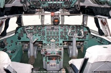 img084 Ilyushin IL-76T CCCP-76461 Aeroflot © Michel Anciaux