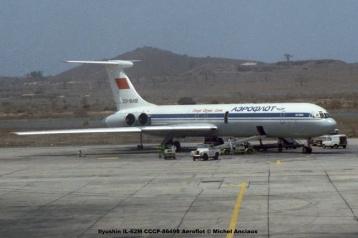 img538 Ilyushin IL-62M CCCP-86498 Aeroflot © Michel Anciaux