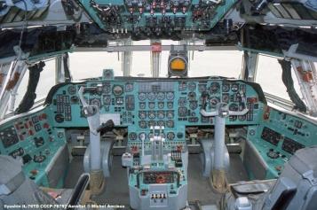 img626 Ilyushin IL-76TD CCCP-76787 Aeroflot © Michel Anciaux