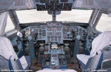 img626 Ilyushin IL-86 CCCP-86075 Aeroflot © Michel Anciaux