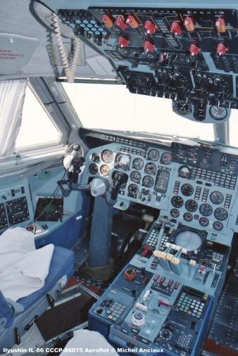 img629 Ilyushin IL-86 CCCP-86075 Aeroflot © Michel Anciaux