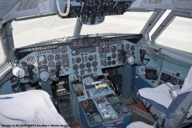 img630 Ilyushin IL-86 CCCP-86075 Aeroflot © Michel Anciaux