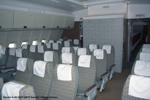 img634 Ilyushin IL-86 CCCP-86075 Aeroflot © Michel Anciaux