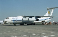 img672 Ilyushin IL-76TD 4K-AZ16 Azerbaijan Airlines Cargo © Michel Anciaux