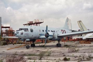 img709 Ilyushin Il-14 ''23 red'' Soviet Air Force © Michel Anciaux