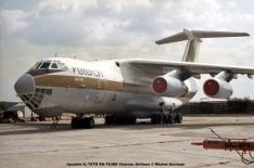img716 Ilyushin IL-76TD RA-76388 Veteran Airlines © Michel Anciaux