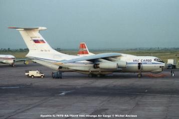 img74 Ilyushin IL-76TD RA-76419 VAC-Virunga Air Cargo © Michel Anciaux