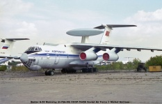 img760 Beriev A-50 Mainstay (Il-76A-50) CCCP-76456 Soviet Air Force © Michel Anciaux
