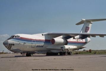 img795 Ilyushin IL-76TD RA-76818 Exparc © Michel Anciaux