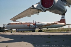 img797 Ilyushin Il-18D RA-75449 Aeroflot Polar Fleet © Michel Anciaux