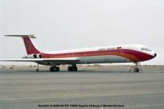 img904 Ilyushin IL-62M D2-TIF TAAG Angola Airlines © Michel Anciaux