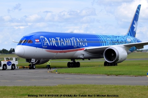 DSC_0001 Boeing 787-9 N1015X (F-OVAA) Air Tahiti Nui © Michel Anciaux