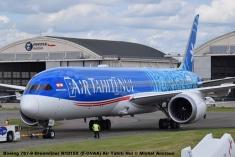 DSC_0002 Boeing 787-9 N1015X (F-OVAA) Air Tahiti Nui © Michel Anciaux