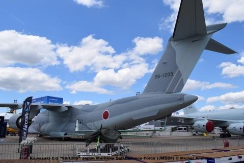DSC_0022 Kawasaki C-2 ''98-1209'' Japan Maritime Self-Defence Force (JMSDF) © Michel Anciaux