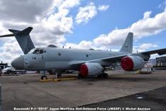 DSC_0024 Kawasaki P-1 ''5515'' Japan Maritime Self-Defence Force (JMSDF) © Michel Anciaux