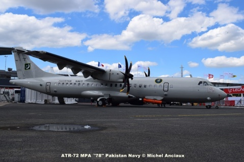 DSC_0032 ATR-72 MPA ´'78'' Pakistan Navy © Michel Anciaux