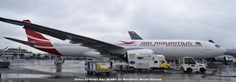 DSC_0055 Airbus A330-941 Neo 3B-NBV Air Mauritius© Michel Anciaux