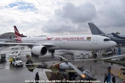 DSC_0074 Airbus A330-941 Neo 3B-NBV Air Mauritius© Michel Anciaux