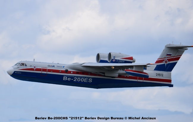 DSC_0080 Beriev Be-200CHS ''21512'' Beriev Design Bureau © Michel Anciaux