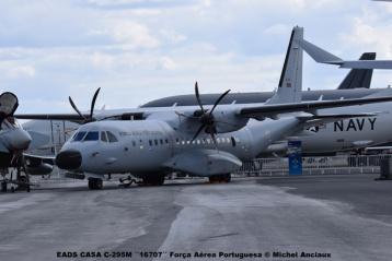 DSC_0149 EADS CASA C-295M ´´16707´´ Força Aérea Portuguesa © Michel Anciaux