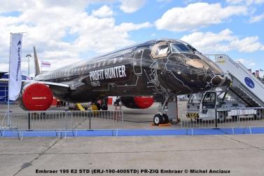 DSC_0152 Embraer 195 E2 STD (ERJ-190-400STD) PR-ZIQ Embraer © Michel Anciaux