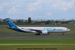 DSC_0154 Airbus A330-941 Neo F-WTTN Airbus © Michel Anciaux