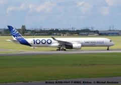 DSC_0155 Airbus A350-1041 F-WMIL Airbus © Michel Anciaux